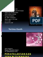 Penatalaksanaan Terkini Diabetes Melitus tipe 2.pptx