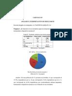 Capitulo IV. Analisis e Interpretacion de Resultados