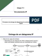 Clase 7.1 IP - Enrutamiento IP.ppt