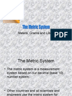 The Metric System.ppt