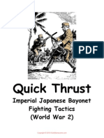 Quick Thrust E-book at QuikManeuvers (Dot) Com