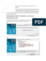 replicacion con slony
