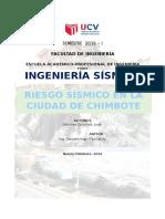 Riesgo Sismico en Chimbote