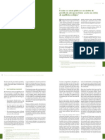 El saber en salud pública en un ámbito de pérdida de antropocentrismo y ante una visión de equilibrio ecológico