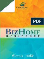 Brochure BizHome