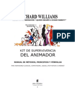 The Animator's Survival Kit - Richard Williams (Spanish)