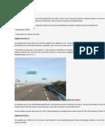 Clasificación de Carreteras