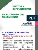 Productos y Servicios Financieros CC