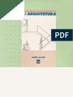 Dimensionamento Arquitetura - Emile Pronk