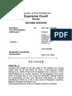 Denr Jurisprudence