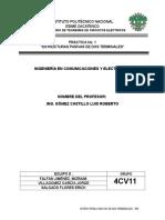Practica No.1 Estructuras Pasivas de Dos Terminales