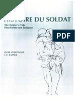 Stravinsky, I. (1960) - Histoire Du Soldat