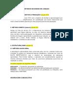 MÉTODOS DE ENSINO DE LÍNGUAS.docx