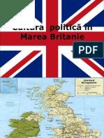 Cultura Politica in Marea Britanie
