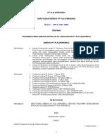 Kep Dir Pln No 090.k Tahun 2005 Tentang Pedoman Keselamatan Instalasi Di Lingkungan Pt Pln (Persero)