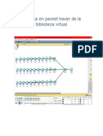 Biblioteca Virtual Packet Tracer
