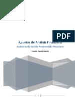 Apuntes de Analisis Financiero