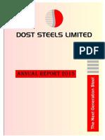 Dost Steel AnnualReport-2015.pdf
