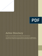 Active Directory 2016