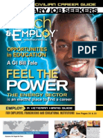 Search and Employ Magazine May-June 2010