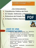 Constituciones Del Peru