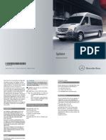 2014 Mercedes Benz Sprinter Maintenance Manual
