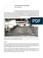 Dust Nuisance at Fuel Feed System in AFBC Boiler