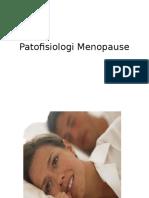 Patofisiologi Menopause Ikp