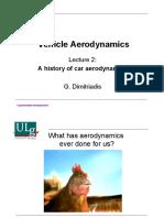 Vehicle Aerodynamics 02