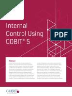 Internal Control Using COBIT 5 Whp Eng 0316