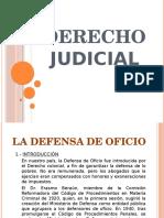 Derecho Judicial 4