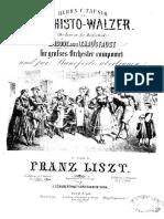 Liszt Mephisto