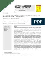 Articulo Anestesiologia