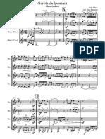 Ipanema horn quartet