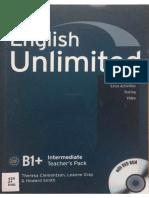 English Unlimited B1+ - Intermediate Teacher's Pack