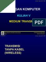 Jarkom v Medium Transmisi 2