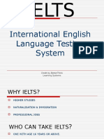 Ielts Ppt for Ims, Mnums