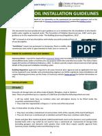 Guernsey - Oil Installation Guidelines v1.8_0