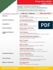 FatigueDurabilityIndia2016 Invitation