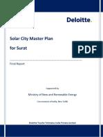 Surat Solar City Master Plan