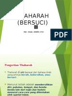 THOHARAH