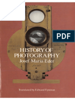 1945_History of Photography_J.M Eder