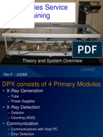 Lunar DPXS X-Ray - Service Training