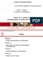 Lecture 19 - Final for Posting- Reservoir Geomechanics Standford