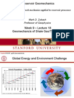 Lecture 18 - Final for Posting - Reservoir Geomechanics Standford