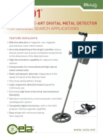 KCEIA MIL D1 Ground Search Metal Detector Brochure 011 Uk