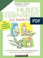 Danièle Festy-Les Huiles Essentielles, Ça Marche !-LEDUC S. (2015)