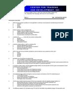 P2 Process Costing