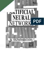 ANN by B.Yegnanarayana.pdf