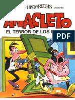 Anacleto El Terror de Los Espías